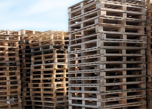 pallet in legno usati